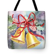 Hear Them Ring Tote Bag