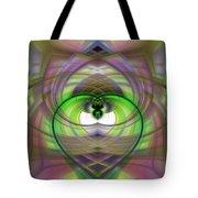 Heart 11 - Yin Tote Bag