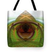 Heart 12 - Yin Tote Bag