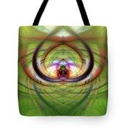 Heart 13 - Yin Tote Bag