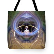 Heart 15 - Yang Tote Bag