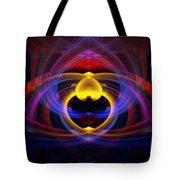 Heart 16 - Yin Tote Bag