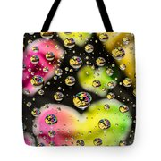 Heart Bubbles Tote Bag