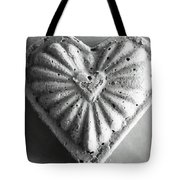 Heart Cake Tote Bag