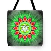 Heart Chakra - Series 4 Tote Bag