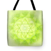 Heart Chakra Series Two Tote Bag