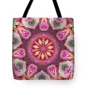 Heart Garden Tote Bag