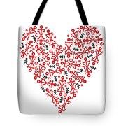 Heart Icon Tote Bag