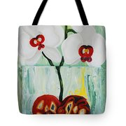 Heart In Bloom Tote Bag