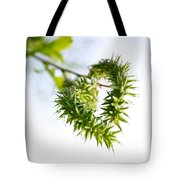 Heart In Nature Tote Bag