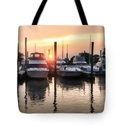 Heart Light Tote Bag