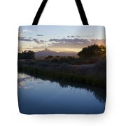 Heart Mountain Tote Bag