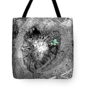 Heart Of A Tree 2 Tote Bag