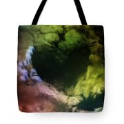 Heart Of Clouds Tote Bag