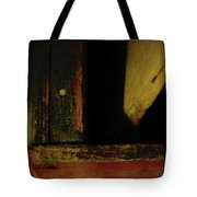 Heart Of Darkness And Light Tote Bag