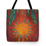 Heart Of Forest Tote Bag