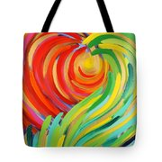 Heart Of God Tote Bag