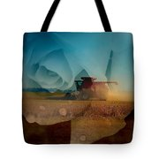 Heart Of The Delta Tote Bag