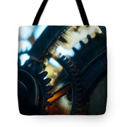 Heart Of The Machine - Time Tote Bag