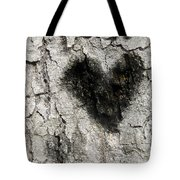 Heart Of The Matter Tote Bag