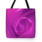 Heart Of The Rose Tote Bag