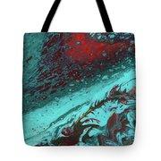 Heart Of The Sea Tote Bag