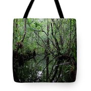 Heart Of The Swamp Tote Bag