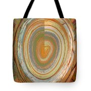 Heart Of The Tree Tote Bag