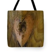 Heart Of The Wood Tote Bag