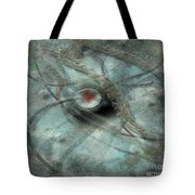 Heart Of Winter Tote Bag