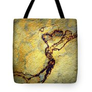 Heart On A String Tote Bag