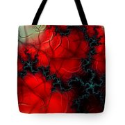 Heart Pulse Tote Bag