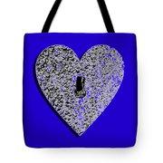 Heart Shaped Lock .png Tote Bag