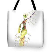 Heart Source Tote Bag