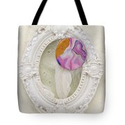 Heart-unicorn-artwork Tote Bag