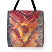 Heart Unveiled Tote Bag