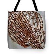 Heartfelt - Tile Tote Bag