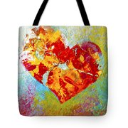 Heartfelt I Tote Bag