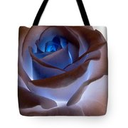 Heartglow Rose Tote Bag
