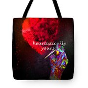 Heartistically Yours Tote Bag