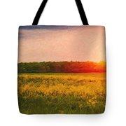 Heartland Glow Tote Bag