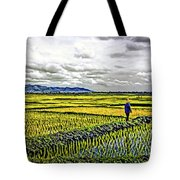 Heartland Oil Tote Bag