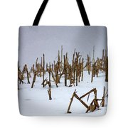 Heartland Winter Tote Bag