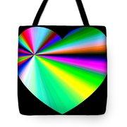 Heartline 3 Tote Bag by Will Borden