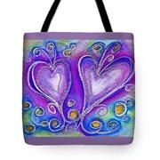 Hearts 1 Tote Bag