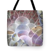 Hearts Bubbling Over Tote Bag