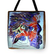 Hearts Drum 3 Tote Bag