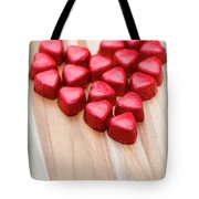 Hearty Heart Tote Bag