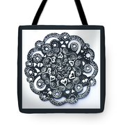 Hearty Tote Bag