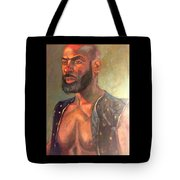 Heat Merchant Tote Bag by JaeMe Bereal